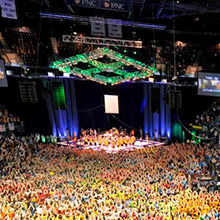 Annual Thon Fundraising Event at Penn State